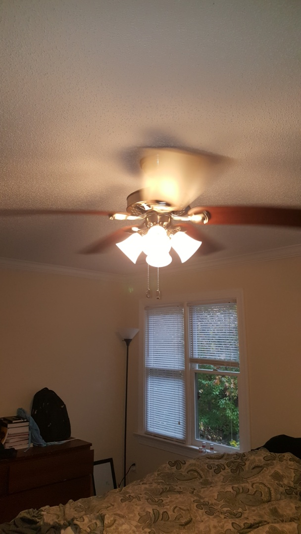 Replace outlets and light fixtures