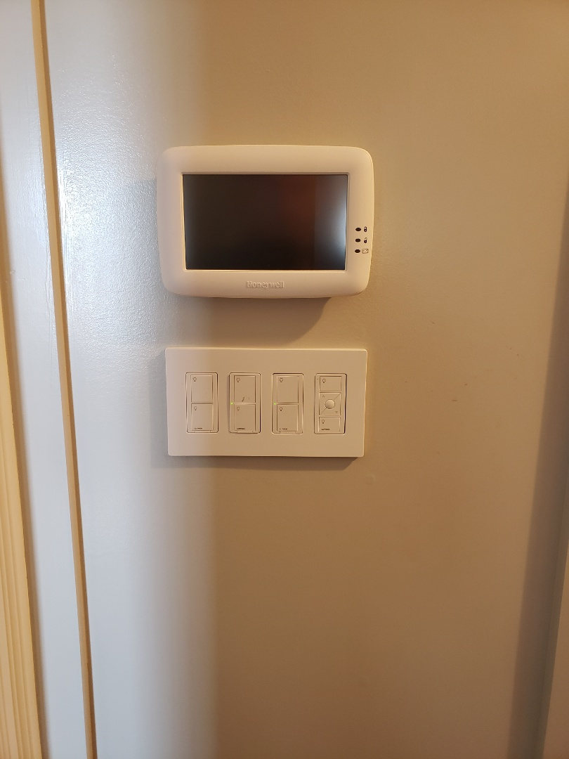 Update lights and install smart switches