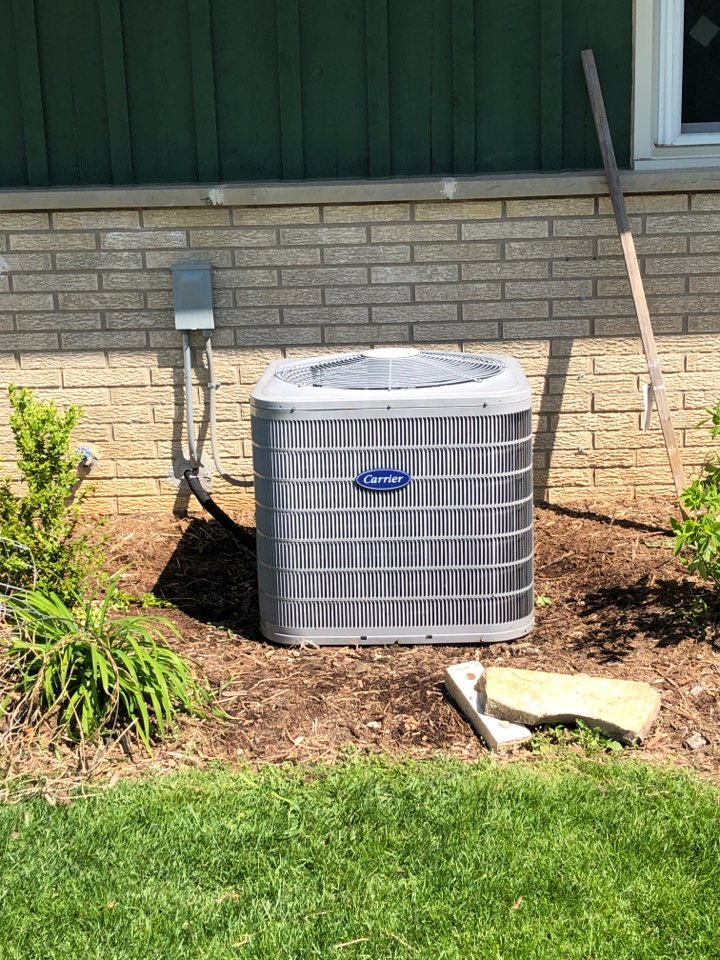 Brookfield, WI - Cooling Maintenance. Carrier Air Conditioner Tune Up