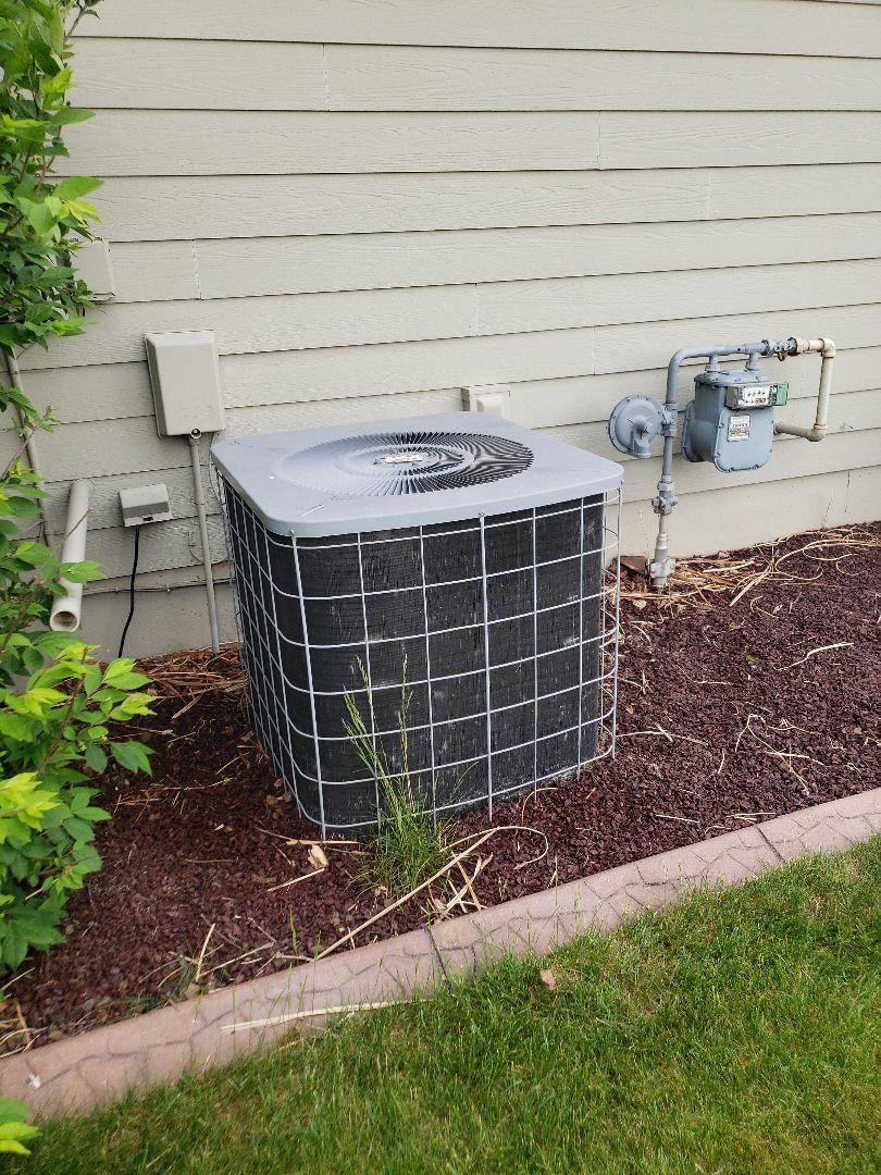 Sussex, WI - Spring AC maintenance