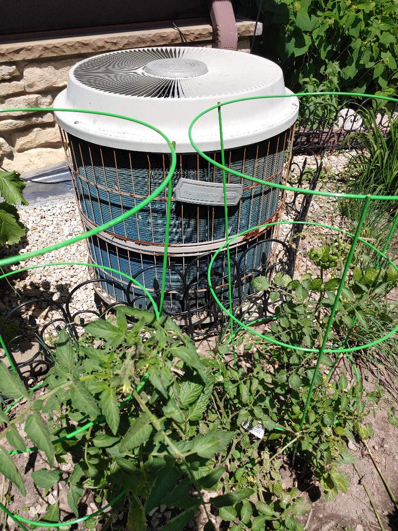 Brookfield, WI - Maintenance on carrier air conditioner