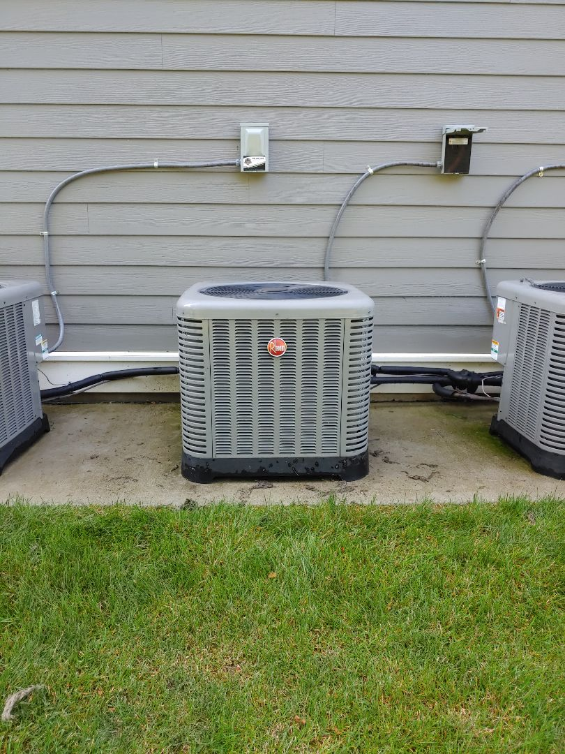 Brookfield, WI - Repair rheem air conditioner