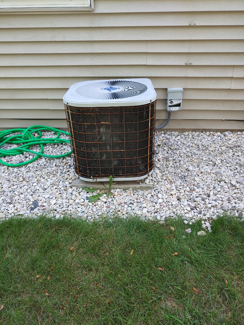 Grafton, WI - Repair heil air conditioner