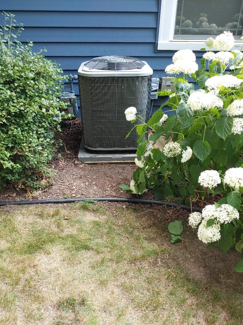 Service Heil air conditioner