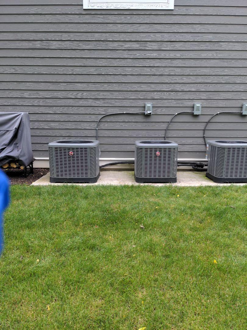 Brookfield, WI - Rheem air conditioner service