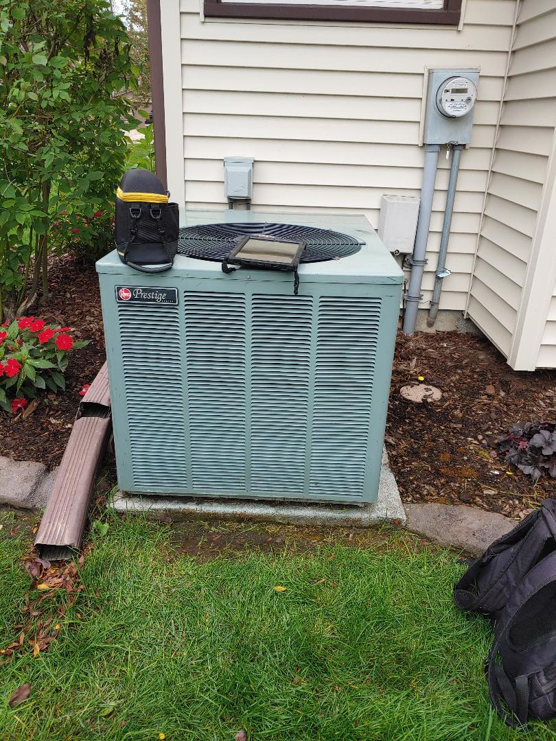 Grafton, WI - Repair rheem Air conditioner
