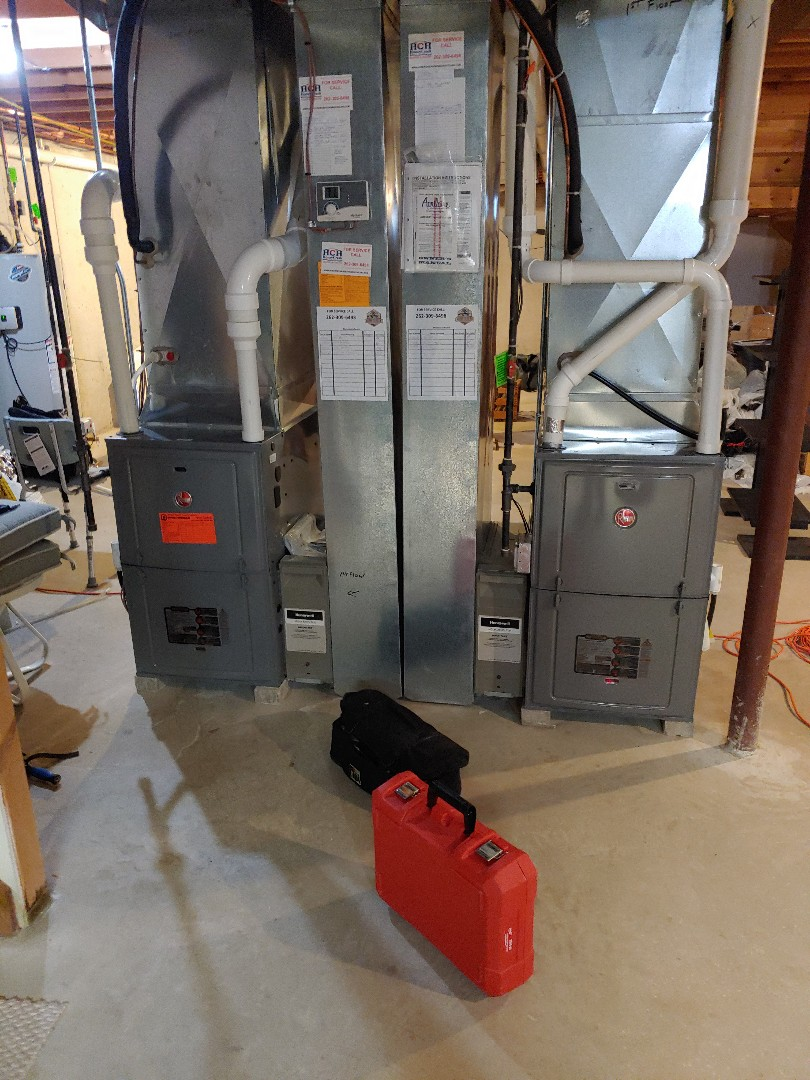 Brookfield, WI - Tune up on rheem furnaces