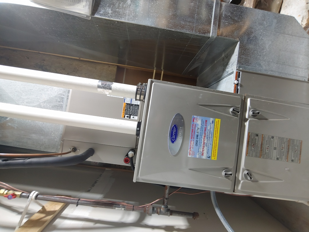 Menomonee Falls, WI - Tune up on carrier furnace