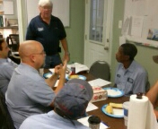 Denham Springs, LA - Training the Harkins Air Conditioning Heating and Controls