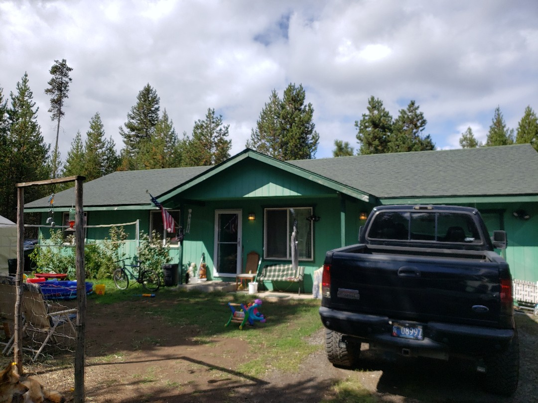 La Pine, OR - Bidding to replace GAF with either GAF or standing seam metal.