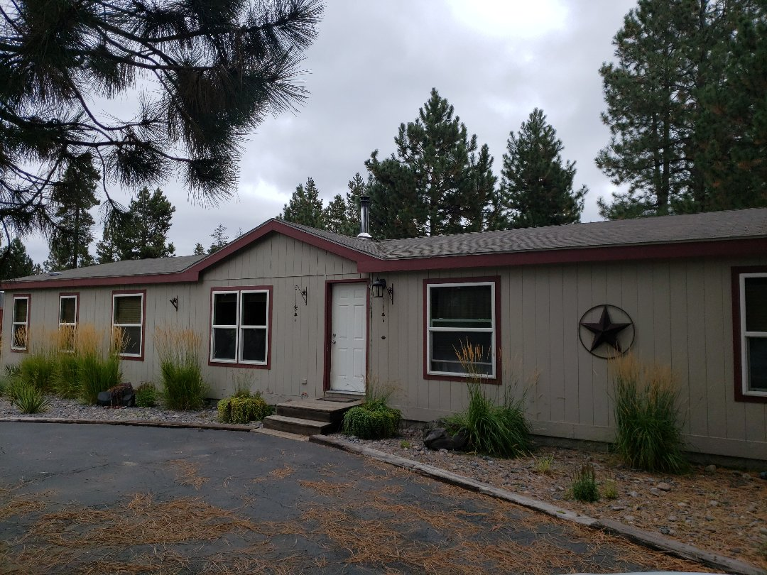 La Pine, OR - Bidding to replace composition with standing seam metal.