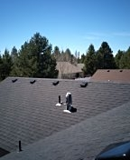 La Pine, OR - Roof vent replacement