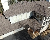 Sunriver, OR - GAF Timberline Ultra HDZ Weatherwood installed by Deschutes Roofing Company