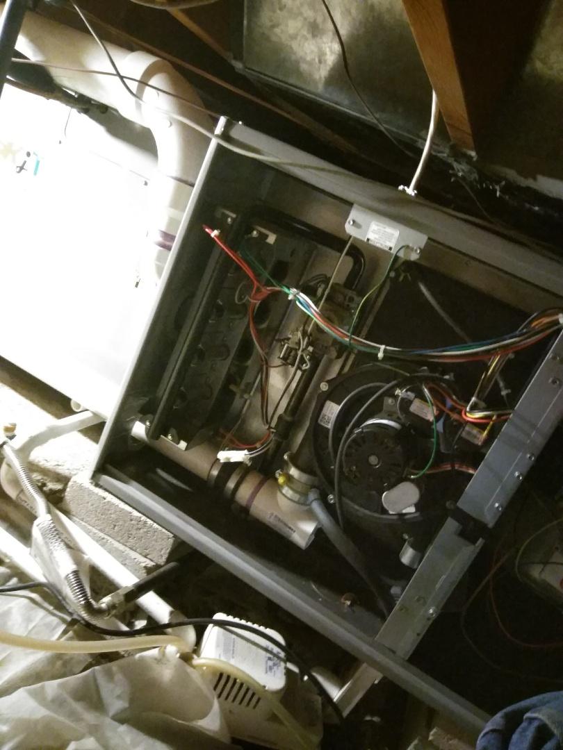 Boulder, CO - Performed furnace tuneup on Comfortmaker unit