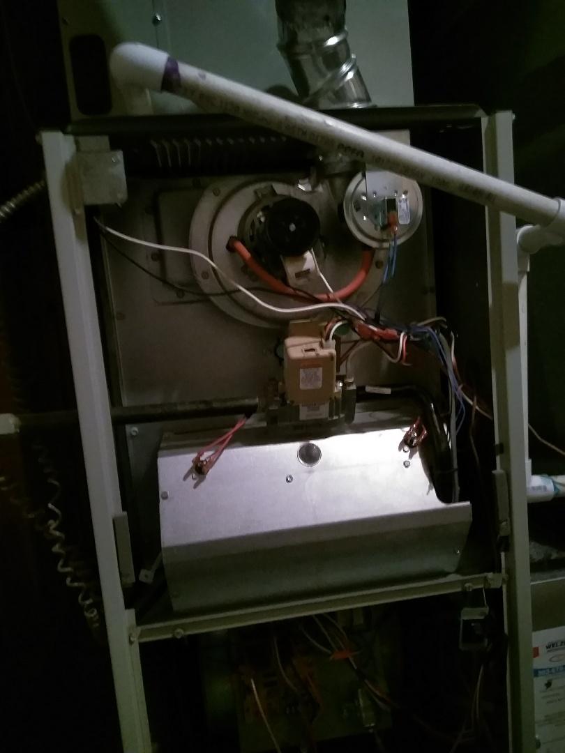 Boulder, CO - Performed furnace tuneup on Heil unit