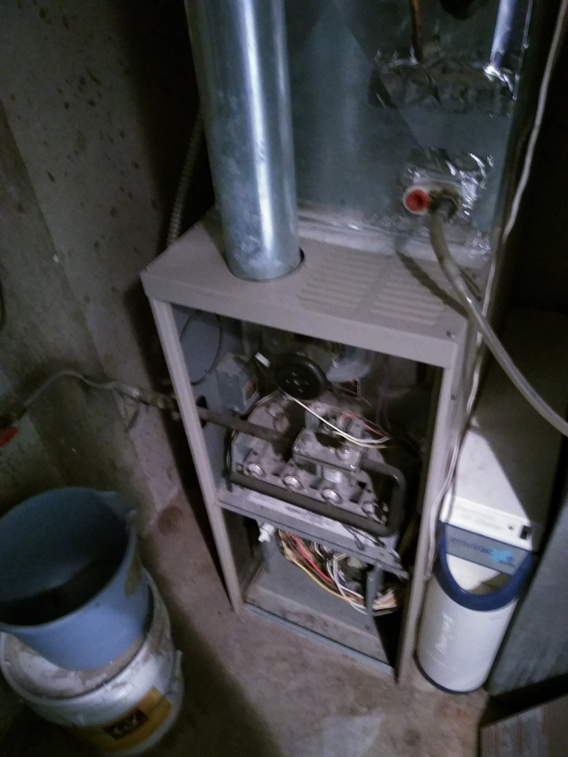Broomfield, CO - Performed furnace tuneup on Lennox unit