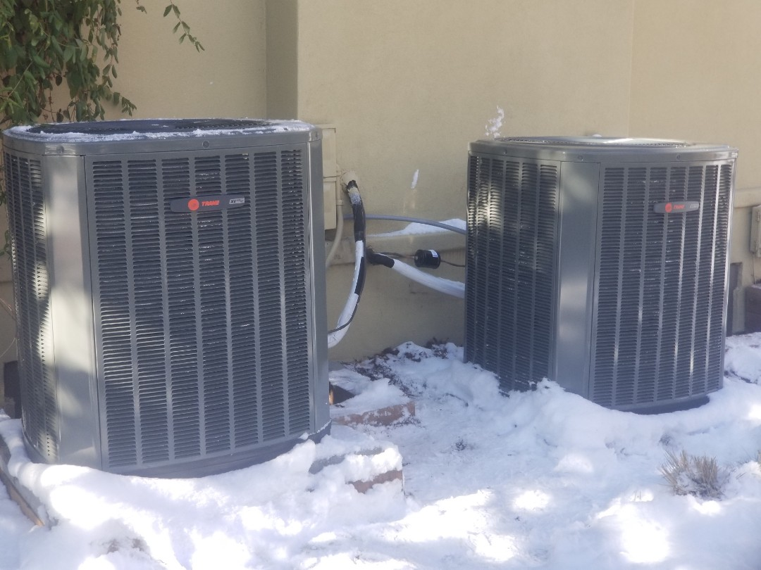 Erie, CO - Installed two condensers