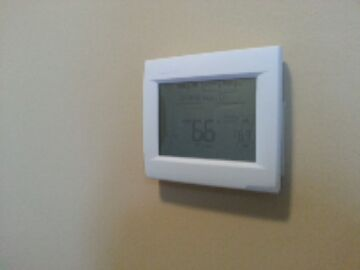 Plymouth, MI - replacing thermostat