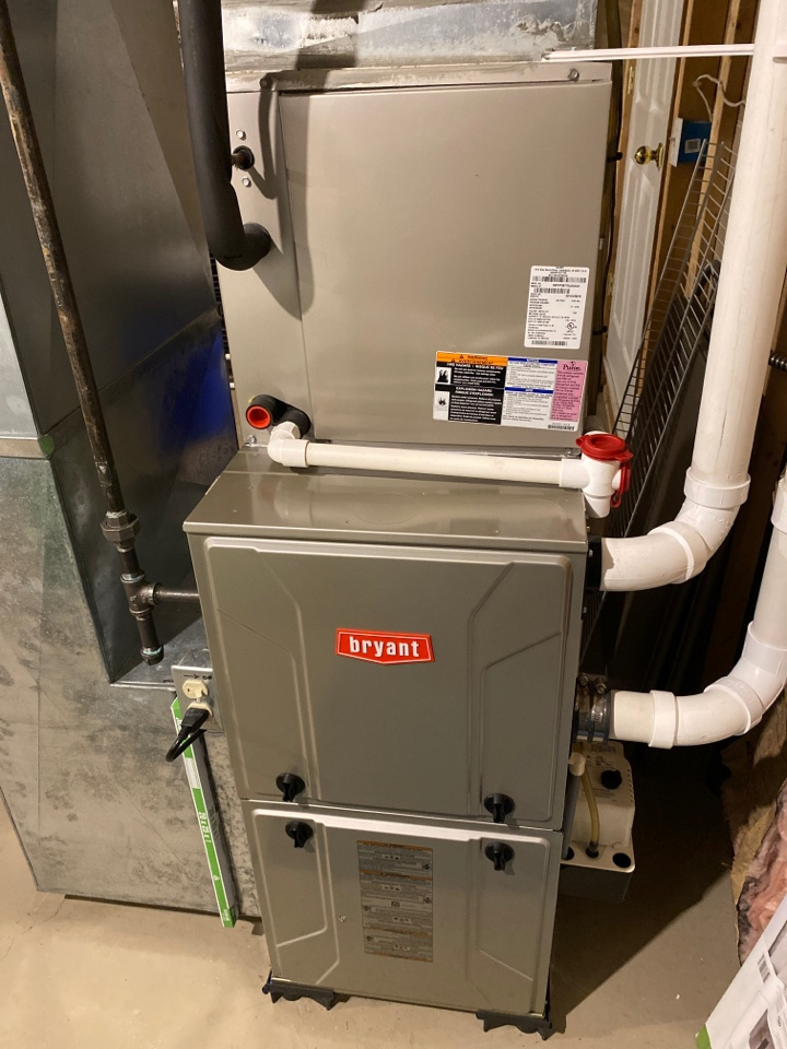 Ann Arbor, MI - Perform gas furnace tune up on system