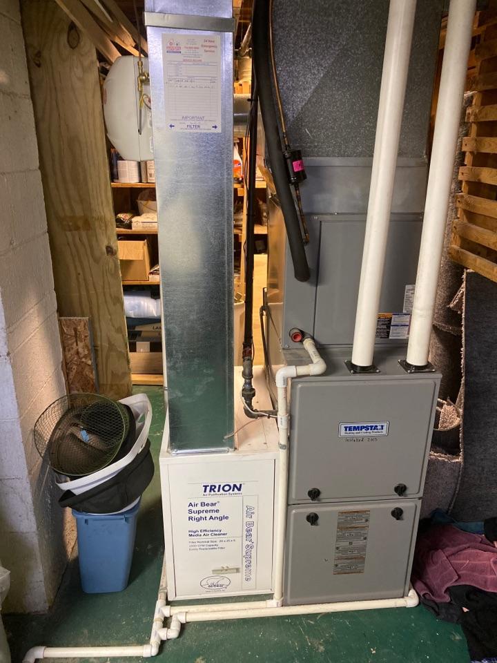 Ann Arbor, MI - No heat repaired tubing