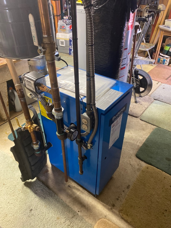 Chelsea, MI - Perform gas boiler tune up on system