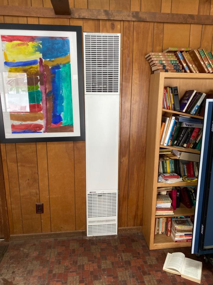 Ann Arbor, MI - Installed wall heater