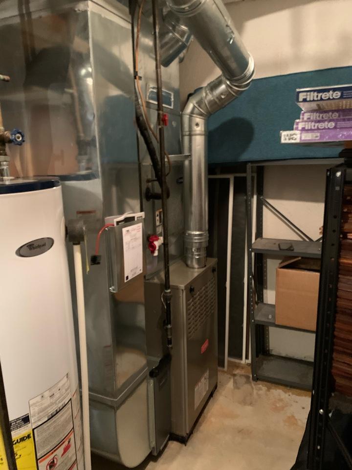 Ann Arbor, MI - Install furnace