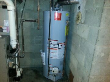 Pinckney, MI - replacing water heater