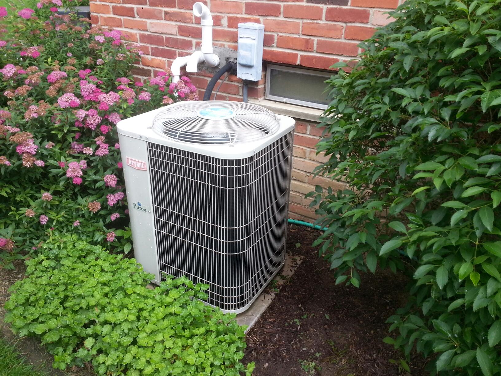 Belleville, MI - No cooling
