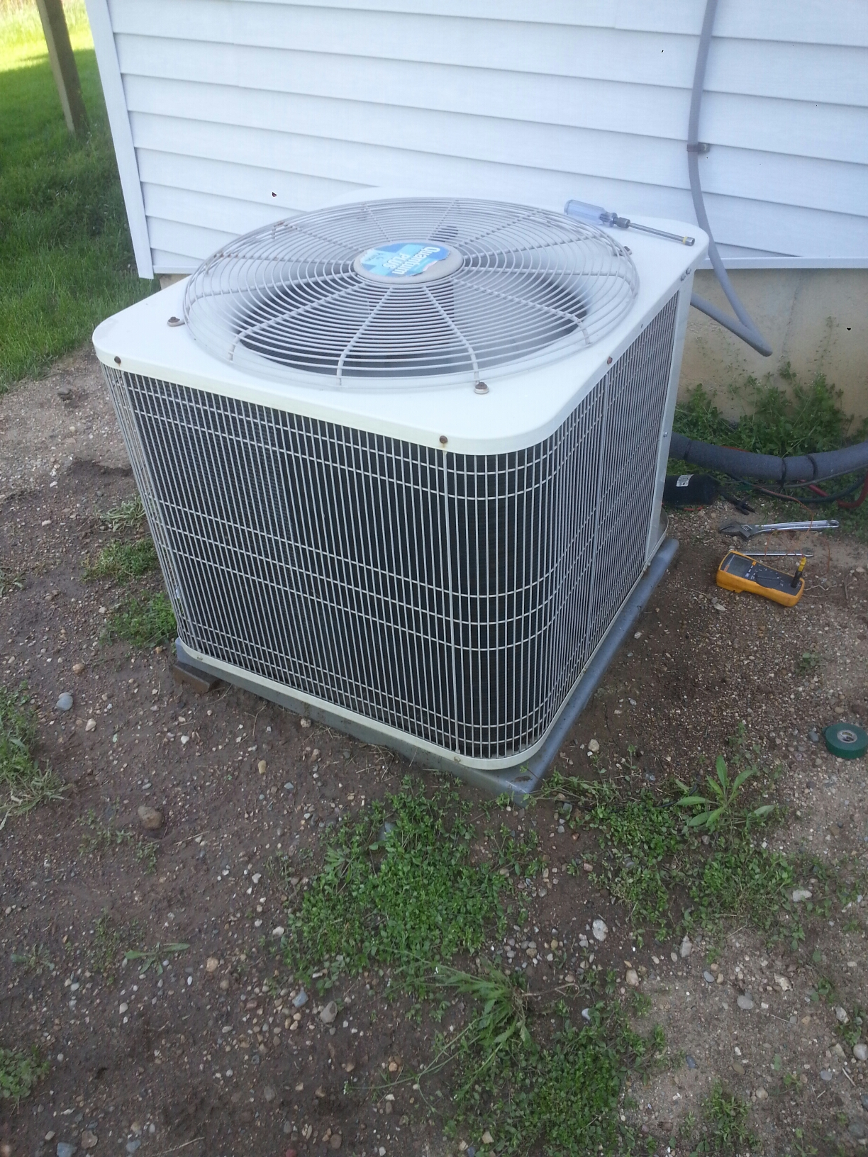 Whitmore Lake, MI - Air conditioner tune in