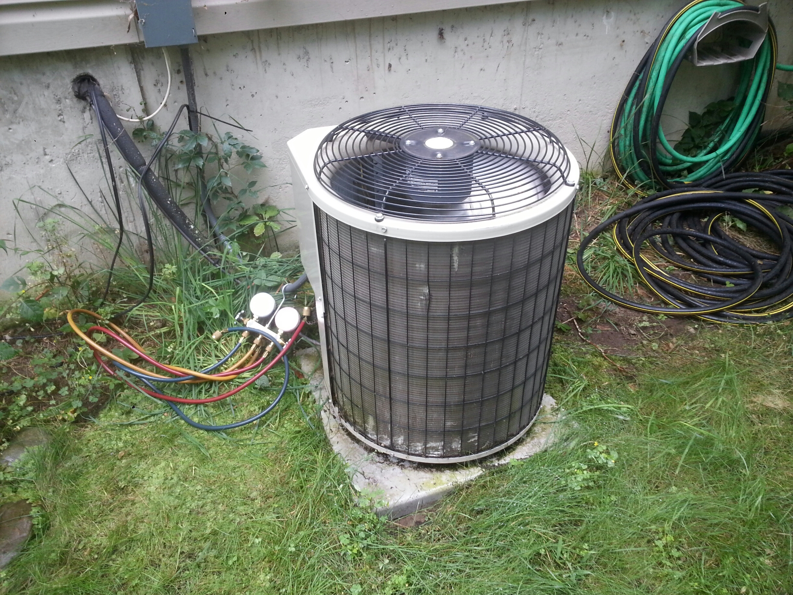 Grass Lake Charter Township, MI - Air conditioner tune up