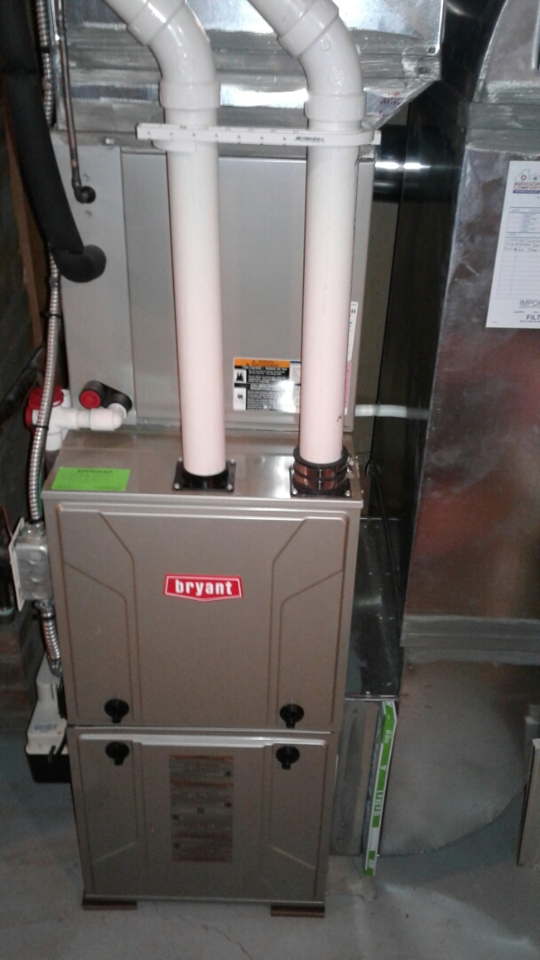 Plymouth, MI - Bryant furnace cleaning and maintenance