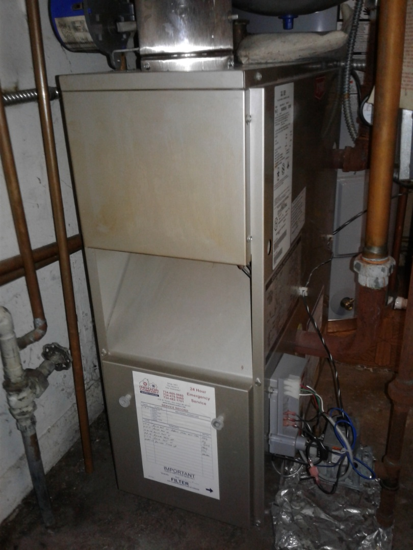 Belleville, MI - Boiler cleaning and maintenance