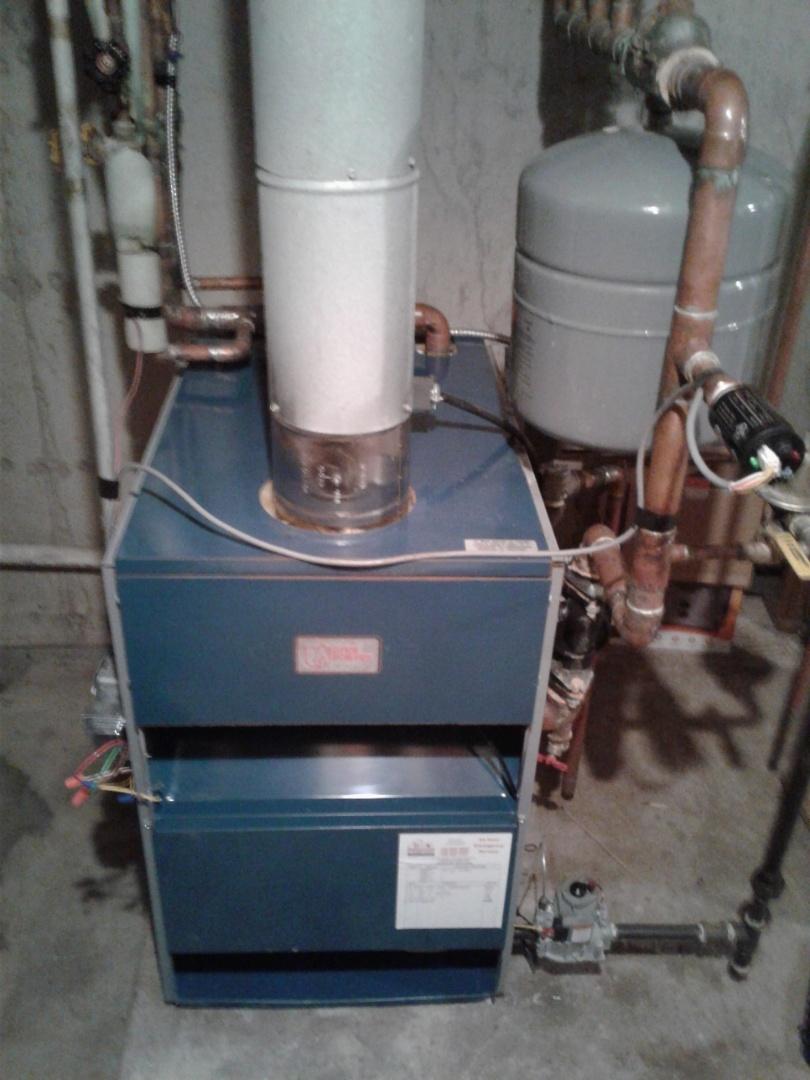 Van Buren Charter Township, MI - Boiler tune up