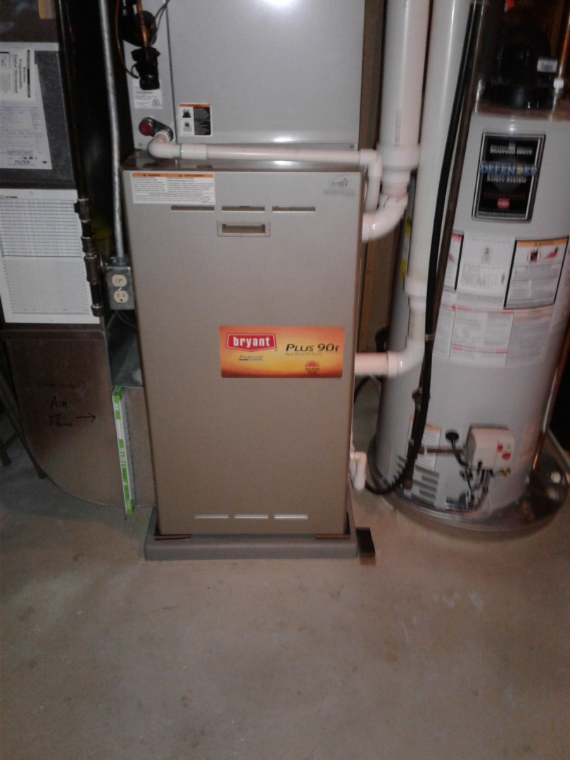 Grass Lake Charter Township, MI - Furnace cleaning and maintenance