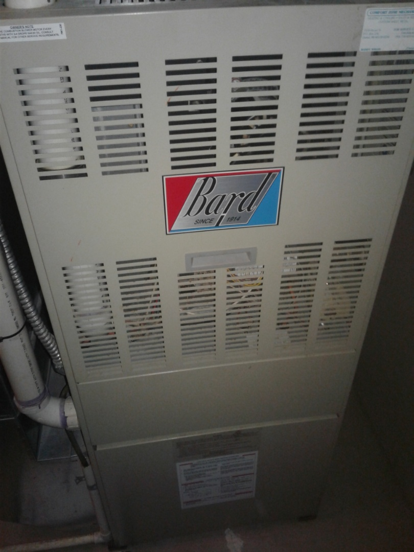 Milan, MI - Furnace cleaning and maintenance