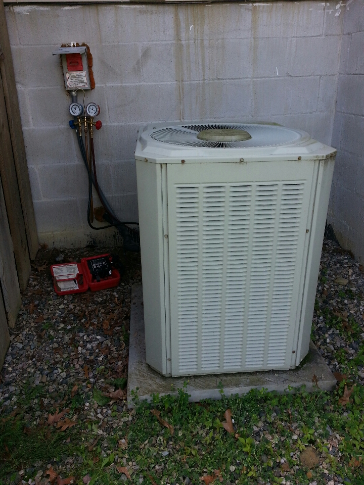 Grass Lake, MI - Trane AC tune up