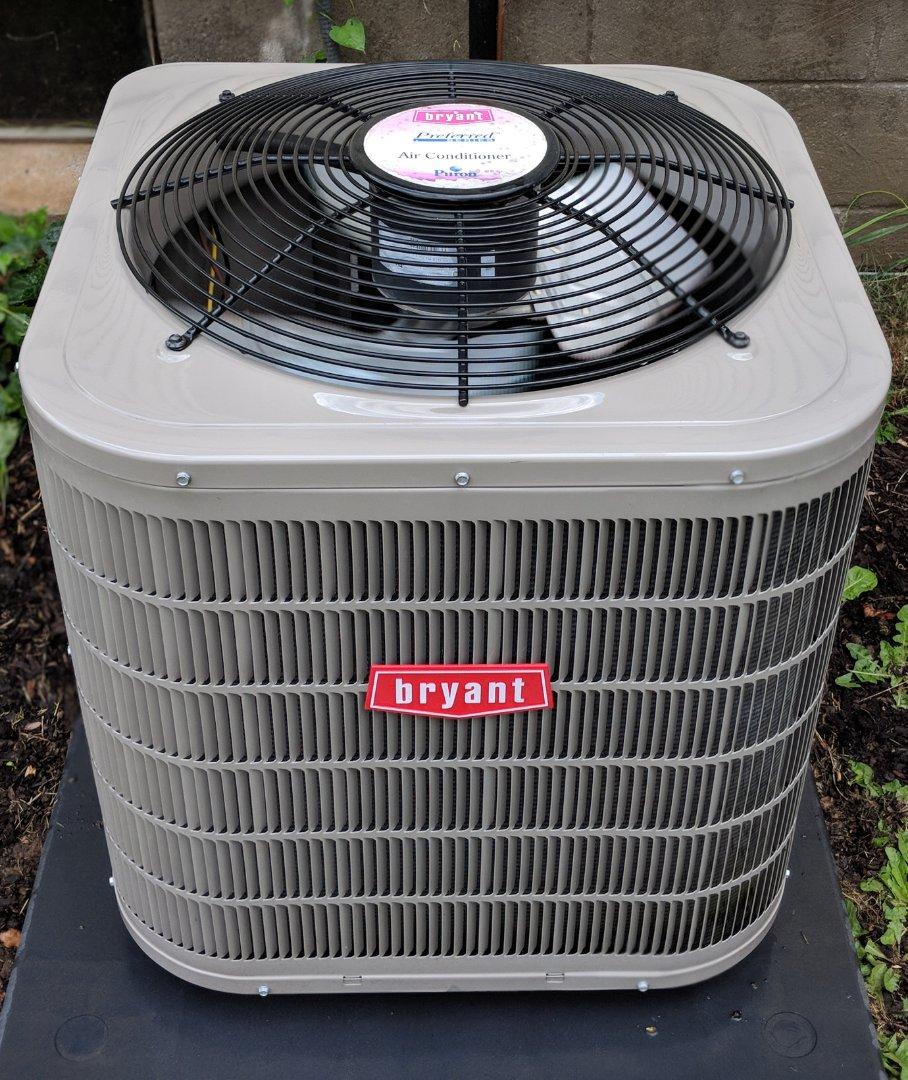 Chelsea, MI - Bryant Air Conditioner Tune-up