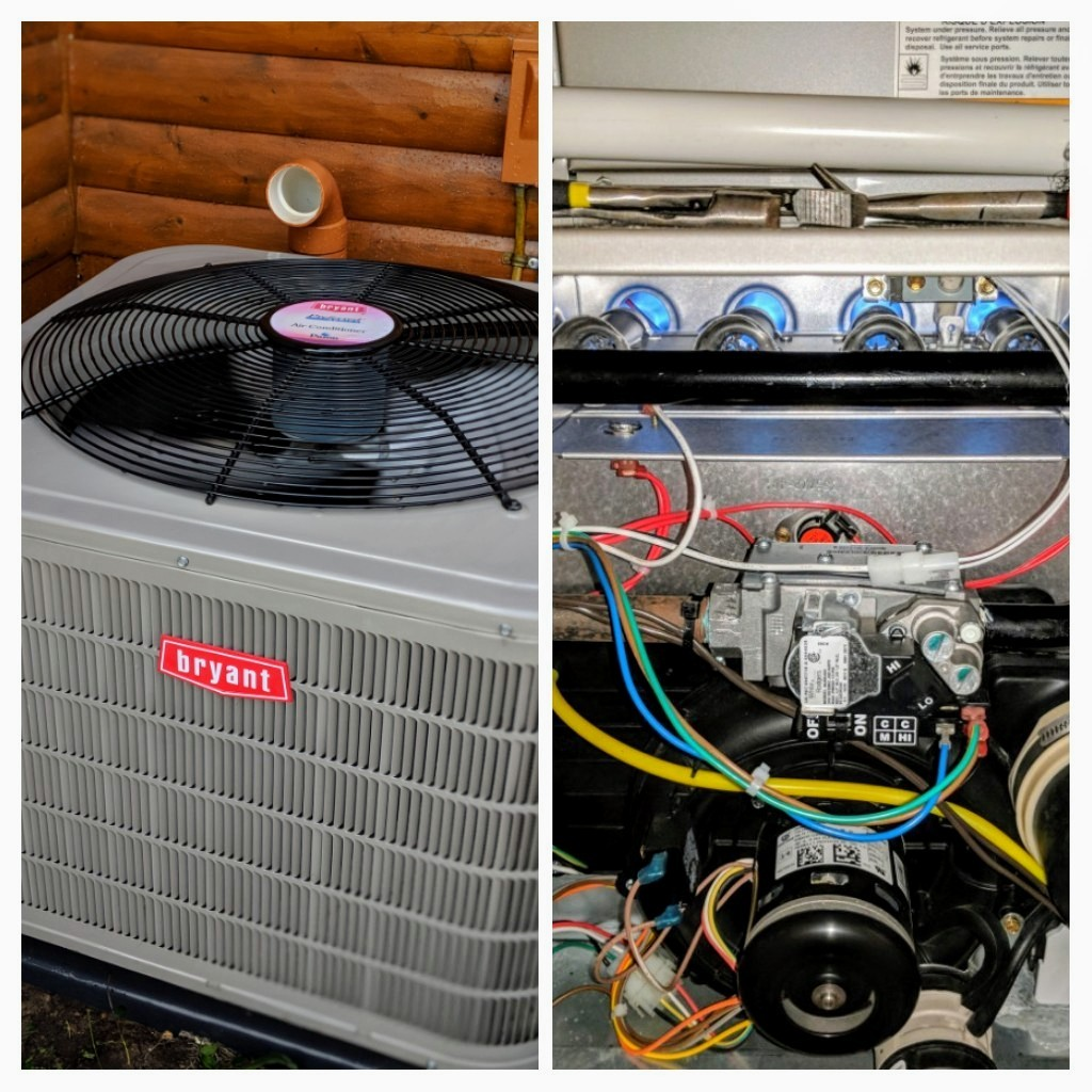 Chelsea, MI - Bryant Gas Furnace and Air Conditioner Tune-up