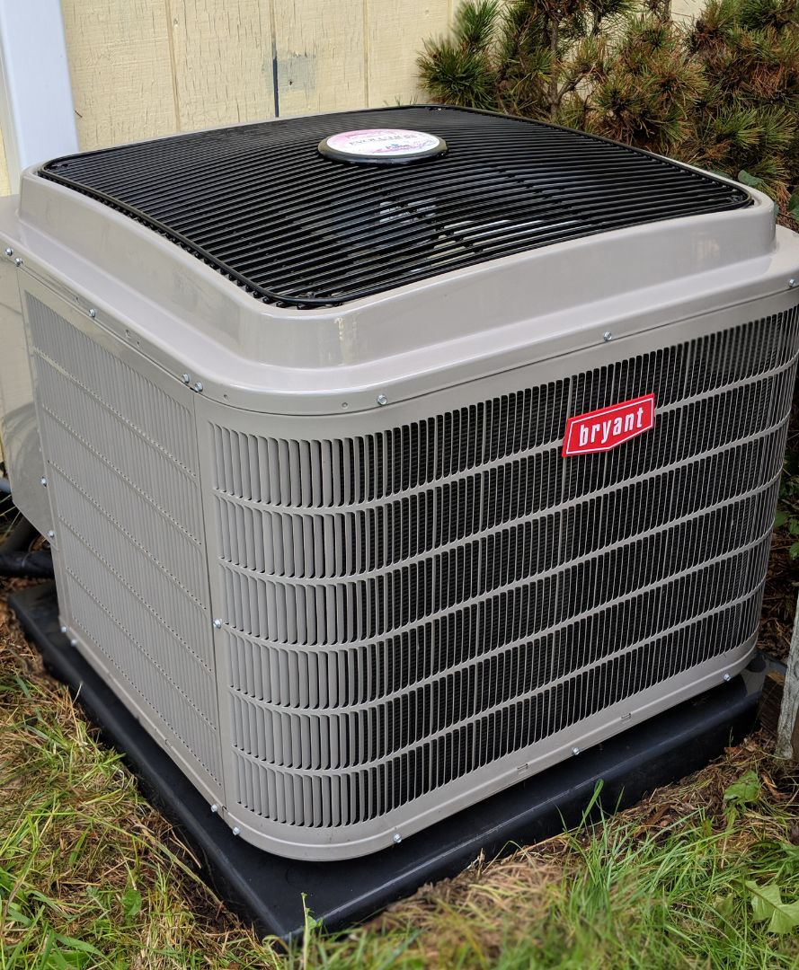 Ypsilanti, MI - Bryant Gas Furnace and Air Conditioner Tune-up