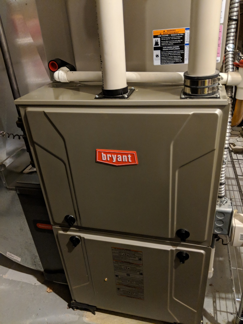 Ann Arbor, MI - Maintenance on Bryant Gas Furnace
