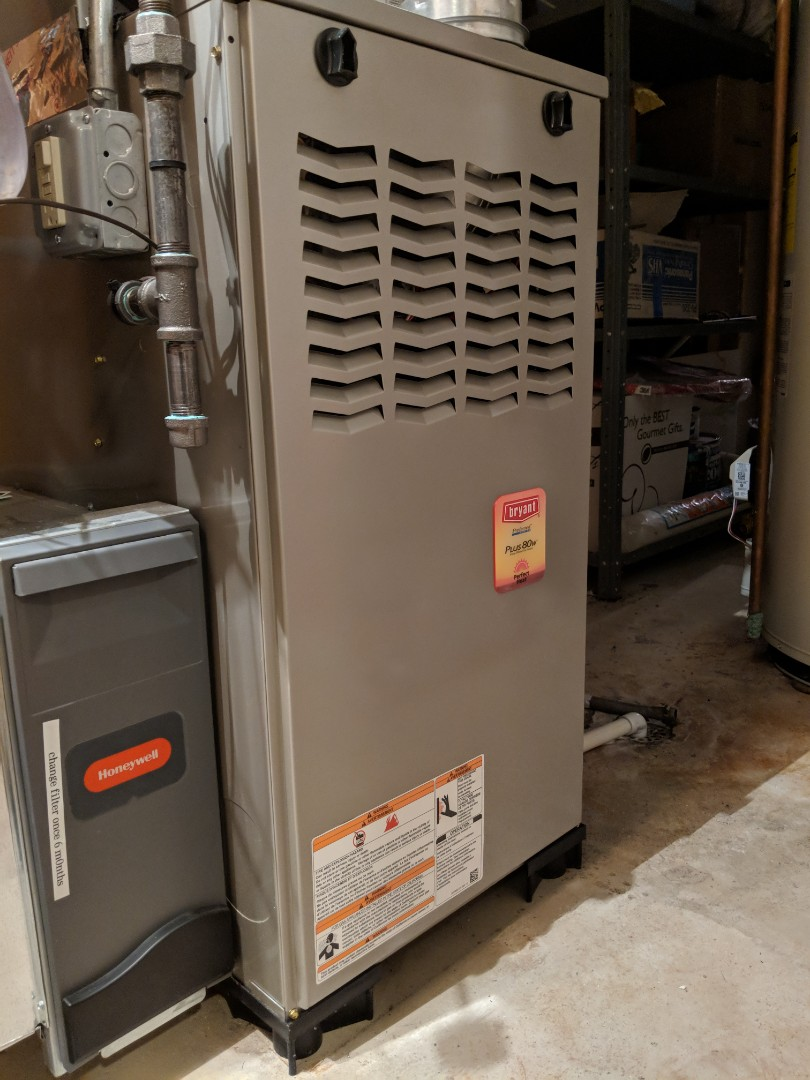 Ann Arbor, MI - Bryant Gas Furnace Tune-up