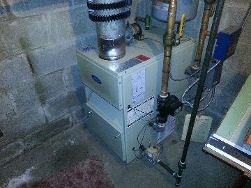 Pinckney, MI - gas boiler-no heat