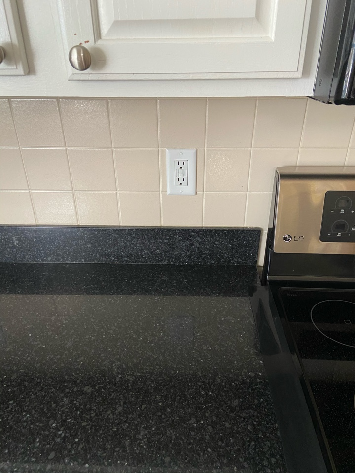 Columbia, MD - Replaced several devices and installed a whole home surge protector.