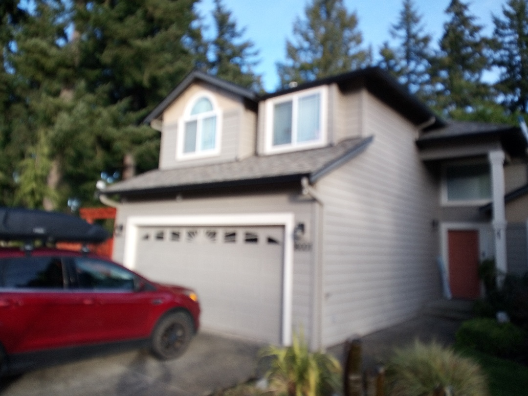 Lynnwood, WA - Gutters and roof