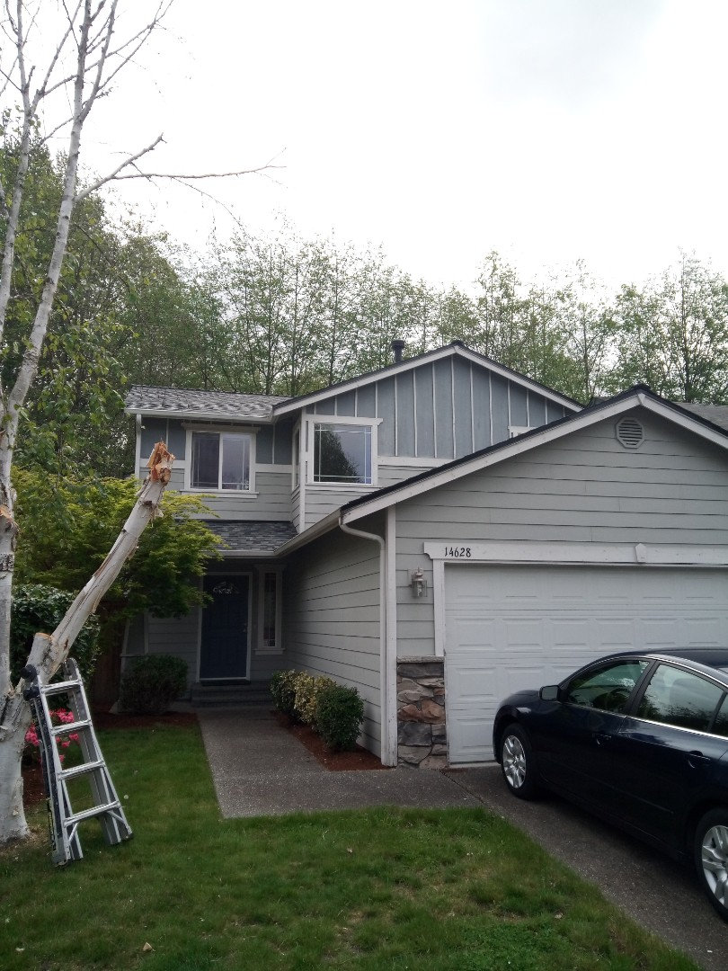 Lynnwood, WA - New Roof