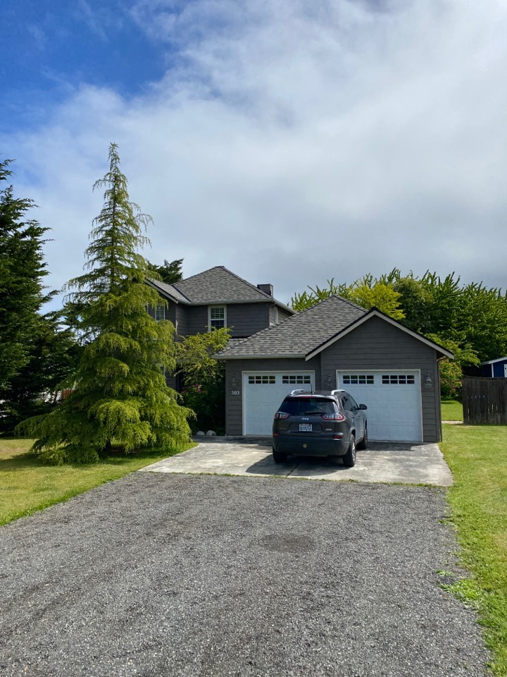 Coupeville, WA - Roofing project