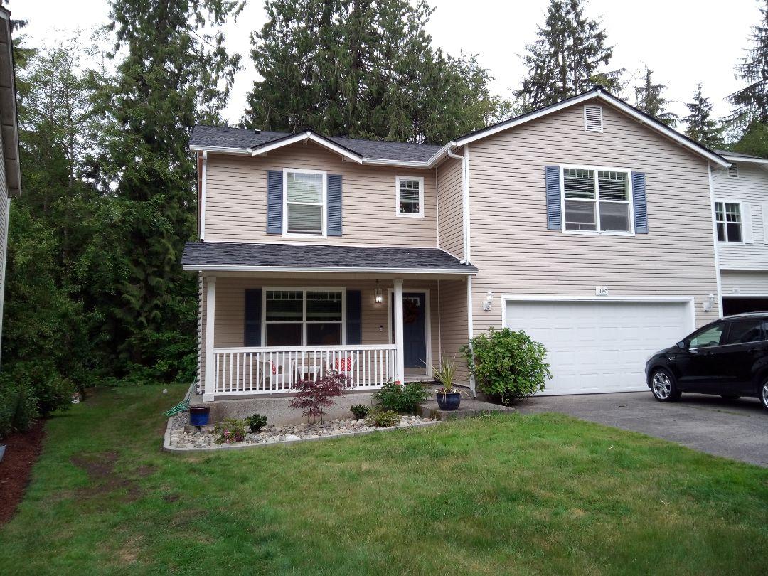 Everett, WA - Roof, fascia and gutters