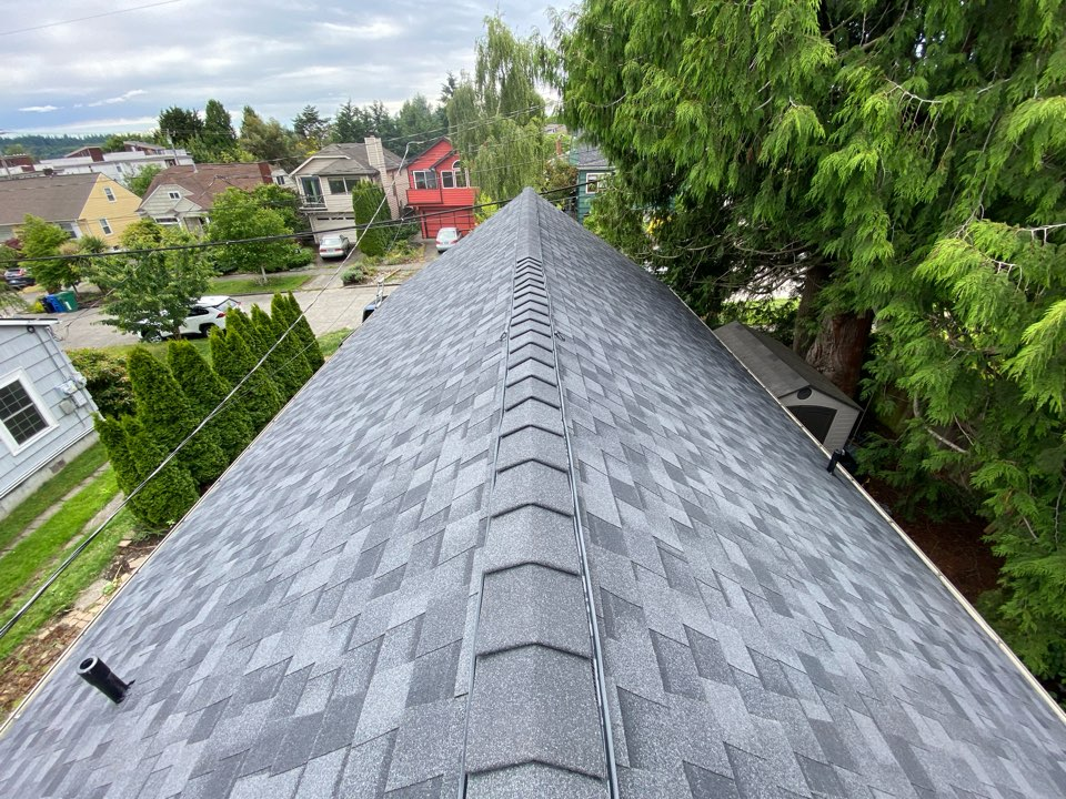 Seattle, WA - Roof replacement.