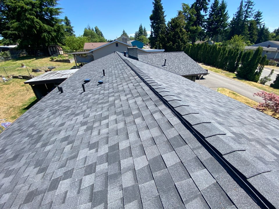 Seattle, WA - New roof replacement